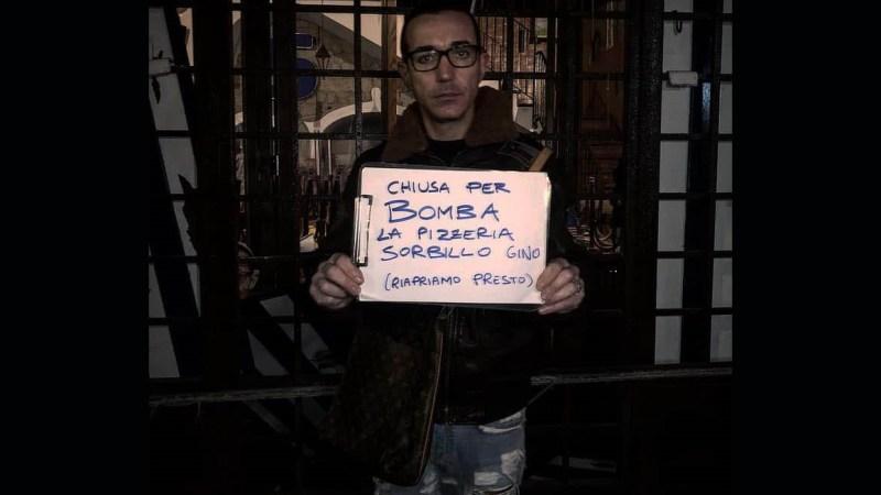 Bomba pizzeria: Massimo supporto a chi investe al sud, mafie devono sparire