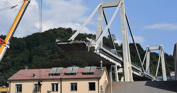 Ponte Morandi: Oggi inizia il rilancio di Genova, proseguiamo uniti per la città
