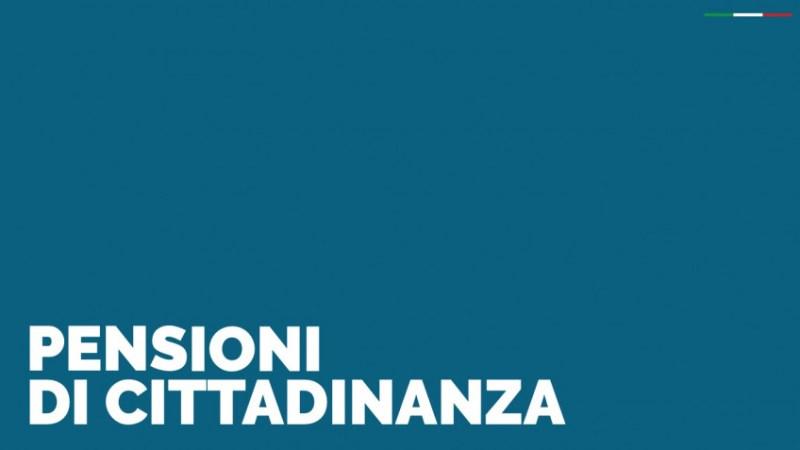 Inps, Pensione di Cittadinanza preziosa per integrare assegni sotto i 750 euro