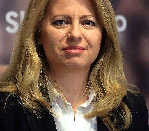 Ue, auguri di buon lavoro alla neo presidente slovacca Caputova