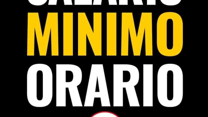 Salario minimo: Incomprensibile No della Lega ad aumento stipendi lavoratori sfruttati