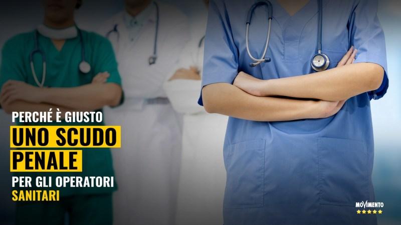 Perché è giusto uno scudo penale per gli operatori sanitari