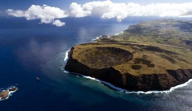 Isla de Pascua, un tesoro intercontinental.