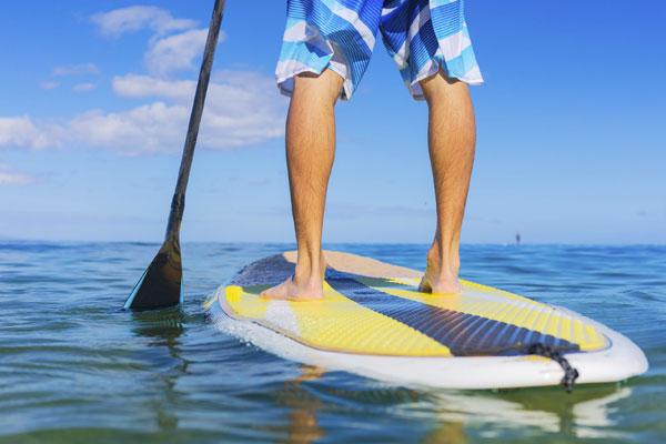 deportes de tabla paddle surf