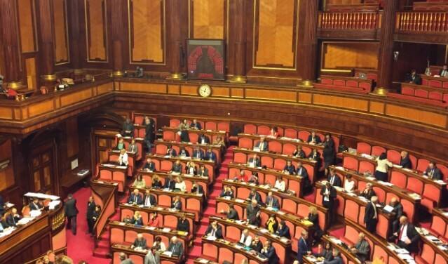 ANTICORRUZIONE, IL SENATO VOTA LA FIDUCIA CON 162 SI' - PARLAMENTONEWS