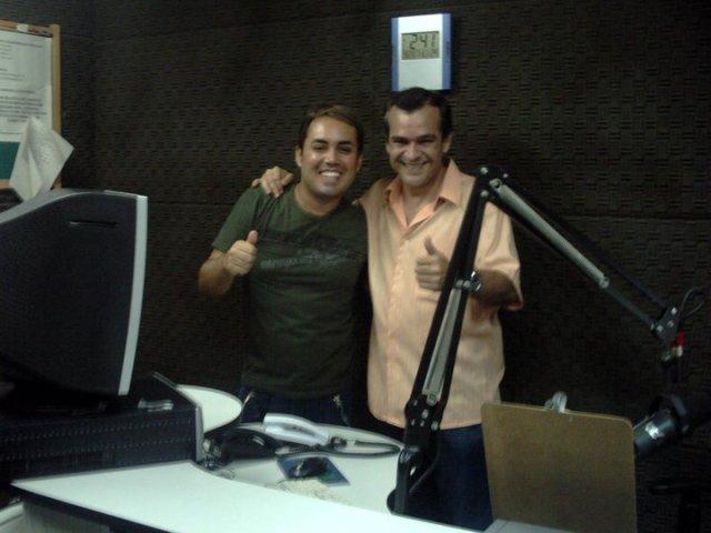 163267 152488164798203 958602 n - Infarto causa morte de Alexandre Coronago, ex-apresentador da TV Tambaú