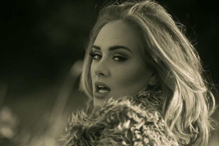 """Adele Releases First Single From 25, New Video called """"Hello"""" + Lyrics"""