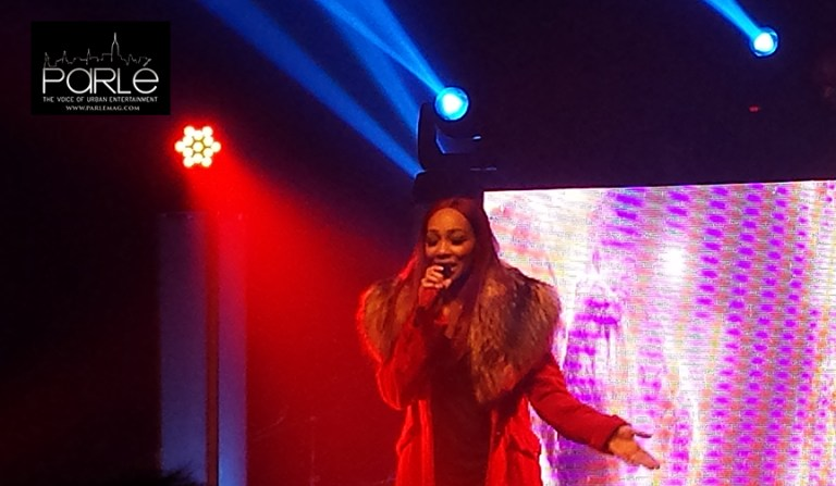 Monica Premieres New Song, Call My Name During NYC Performance