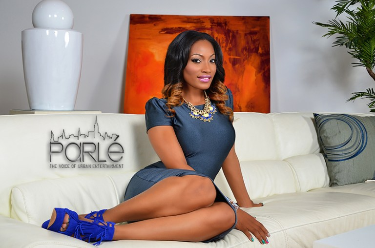 Erica Dixon Enjoys Life After Love and Hip-Hop, with New Book, Fashion and Hair Line