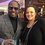 johnny Gill and Stacy Lattisaw