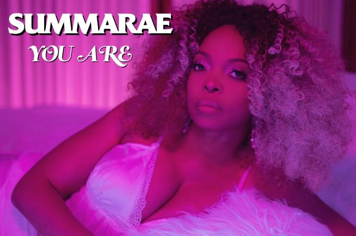 R&B Songstress Summarae Captivates With New Music