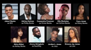 Bel-Air Reboot Full Cast