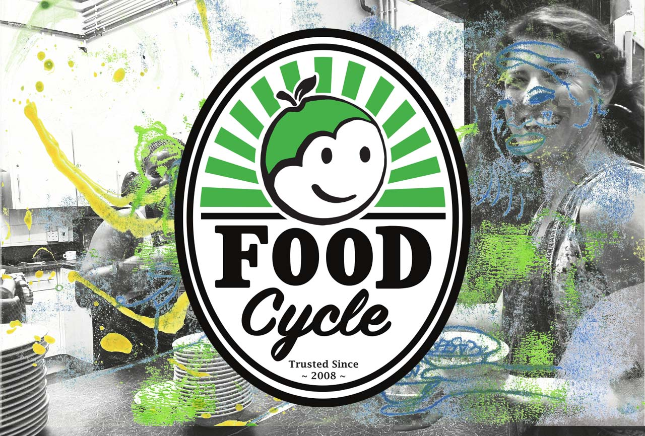 food waste Foodcycle Lewisham