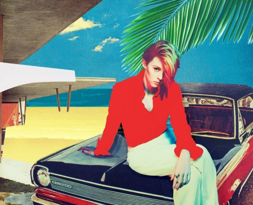 La Roux Trouble in Paradise 3