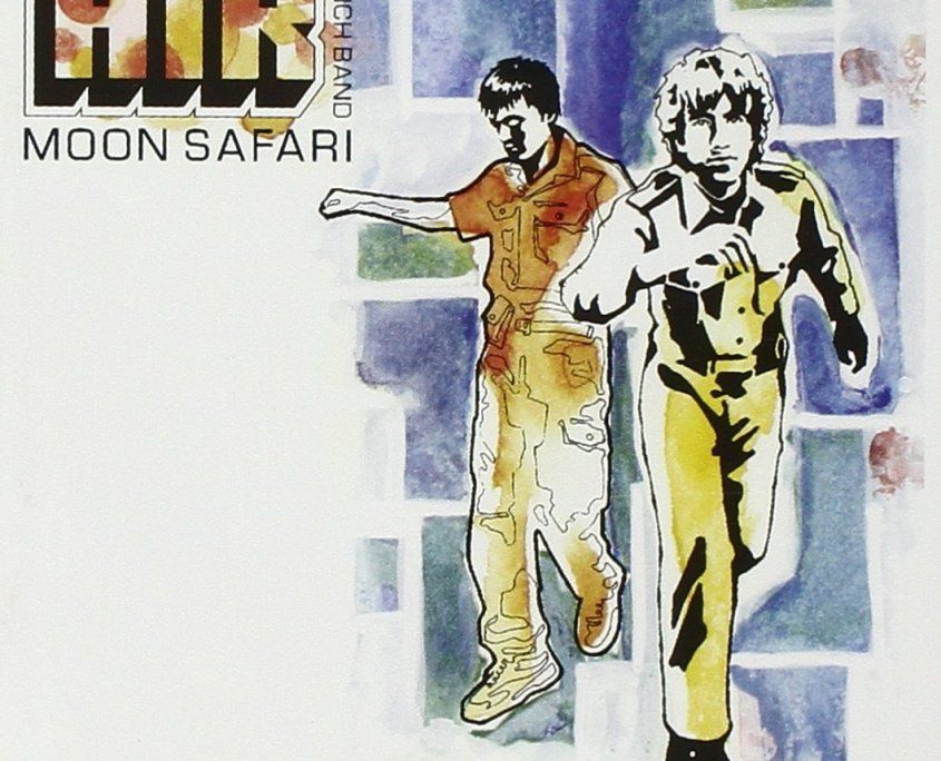 Air Moon Safari 2