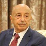 رئيس مجلس النواب عقيلة صالح