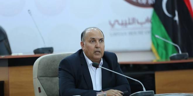 معالي رئيس ديوان مجلس النواب يعقد اجتماعا بمدراء الإدارات والمكاتب