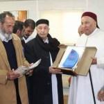 نادي العين الرياضي بمدينة القبة يكرم فخامة رئيس مجلس النواب.