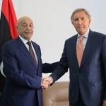 رئيس مجلس النواب يلتقي سفير البوسنة والهرسك