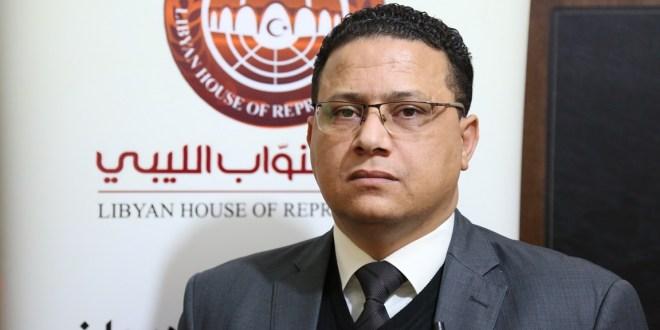المتحدث الرسمي ينفي تكليف فخامة رئيس مجلس النواب شخصان لمتابعة الأموال الليبية بالخارج