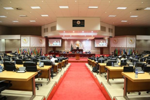 رئيس الديوان في اجتماع الأمانة العامة للبرلمان الافريقي جوهانسبرج 5.8.2019