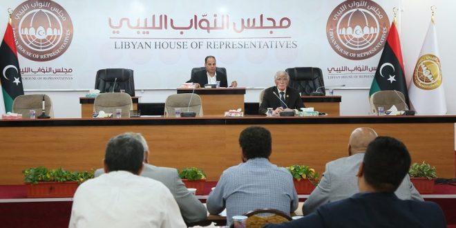 مجلس النواب يستأنف جلسته الرسمية برئاسة معالي النائب الثاني لرئيس مجلس النواب