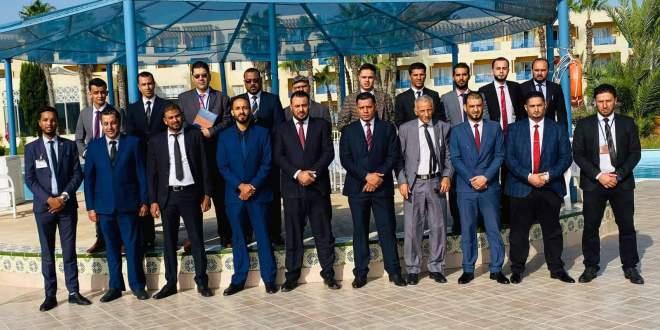 عدد من موظفي ديوان مجلس النواب يشاركون في ورشة عمل حول دور اللجان البرلمانية