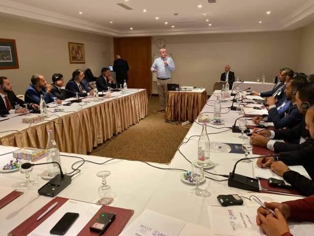دورة موظفي الديوان NDI تونس