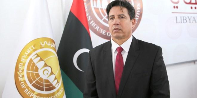رئيس لجنة الخارجية يتلقى التهاني بحلول العام الجديد