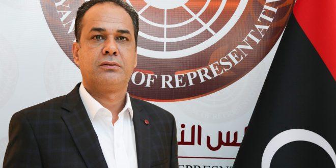 رئيس لجنة الطاقة يؤكد على ماصرح به فخامة رئيس مجلس النواب بوقف تهديد المنشأت النفطية
