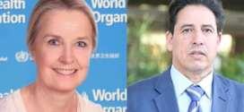 رئيس لجنة الخارجية بمجلس النواب  يبحث جهود مكافحة وباء كورونا مع ممثل منظمة الصحة العالمية في ليبيا