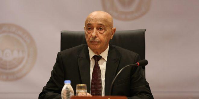 فخامة رئيس مجلس النواب يهنىء الشعب الليبي والشعوب الإسلامية بحلول عيد الأضحى المبارك