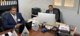 موظفي ديوان مجلس النواب يشاركون عبر التقنية الافتراضية في مؤتمر البرلمان الإلكتروني للاتحاد البرلماني الدولي