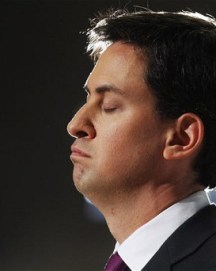 Ed Miliband: the man who hates British business