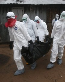 The Current State Of The Ebola Epidemic