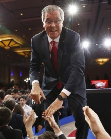 Opinion: Why Jeb Bush Is The Obvious Choice For The Republican Nomination