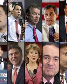 The Republican Primary Fight Has Once Again Become A Circus
