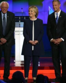 5 Takeaways from Last Night's Democratic Debate