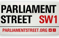 Word on Parliament Street with Lord Moylan
