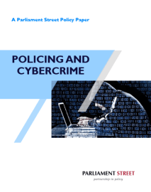 research paper street crime Studies on the motivation for violent street crime, such as robbery and assault,  have tended to draw on either  first published august 25, 2008 research  article.