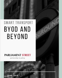 Smart Transport: BYOD Policy Paper