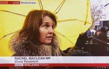 Interview with Rachel Maclean MP