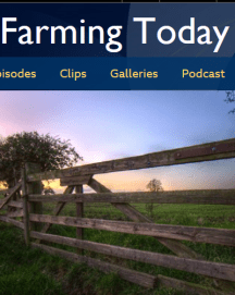 Naomi Ferguson on BBC Radio 4 Farming Today