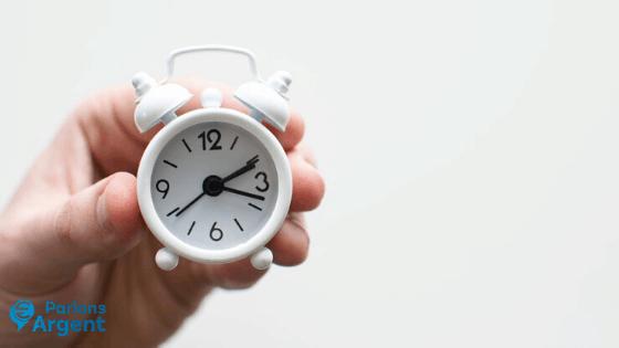 Prenez conscience de la valeur inestimable de votre temps