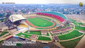 Stade Ahmadou Ahidjo de Mfandena.
