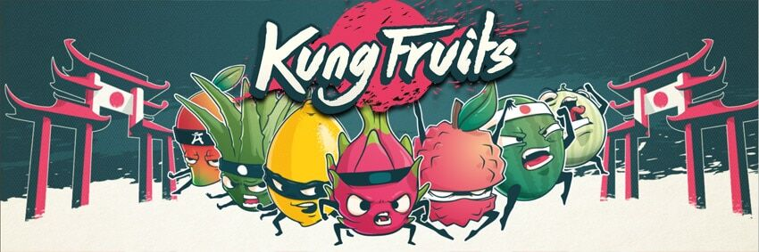 eliquides Kung Fruits