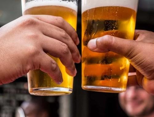 bière et foot