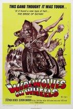 Werewolf on wheels