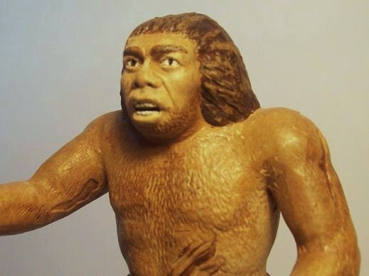 Model Kits Cro Magnon And Neanderthal Man Refurbish