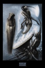 giger museum post card